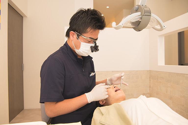 親知らずの抜歯・顎関節症・スポーツ外傷などの治療も行います